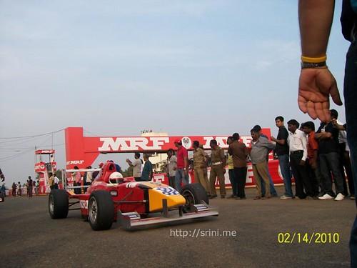 mrf race 348