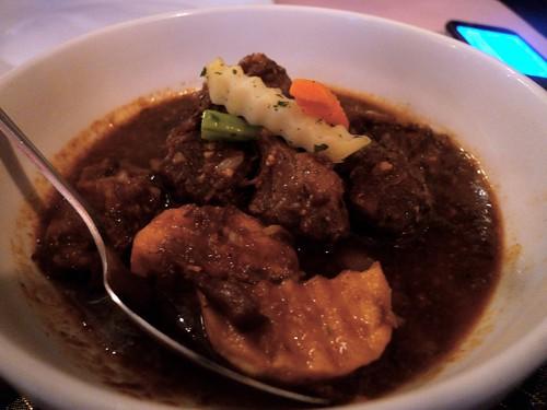 Beef Kaldereta @ Cafe Juanita