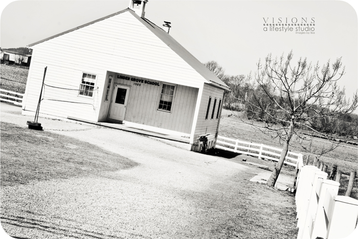 Amish Schoolhouse WM