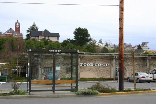 Food Co-op by JeffersonTransit.