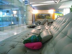 Transit Area Lounge