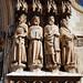 "Detalle de la portada en la catedral de Tarragona - Per ""abetobravo"""