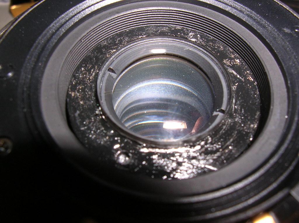 鏡頭的基本組裝方式?