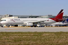 TACA Airbus A321-231 N570TA MIA 28-02-10 (Axel J.  Aviation Photogra