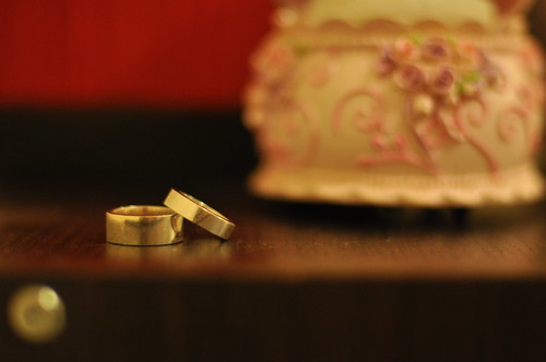 Post image for Project 365 – 037 – Our Wedding Rings
