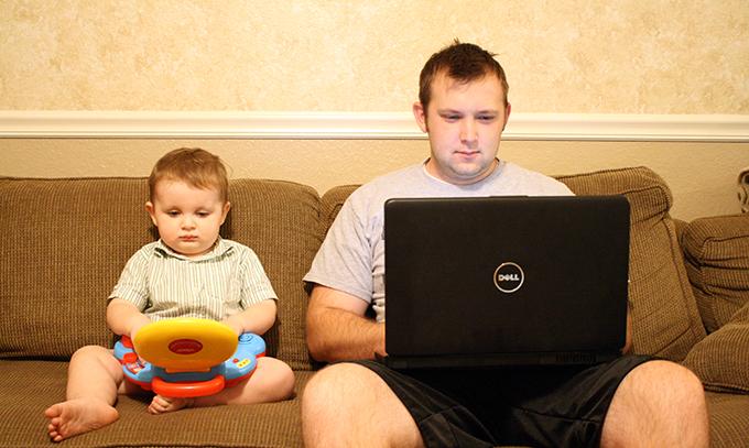 like father..