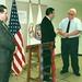 Mr. Huffman, Bob and I