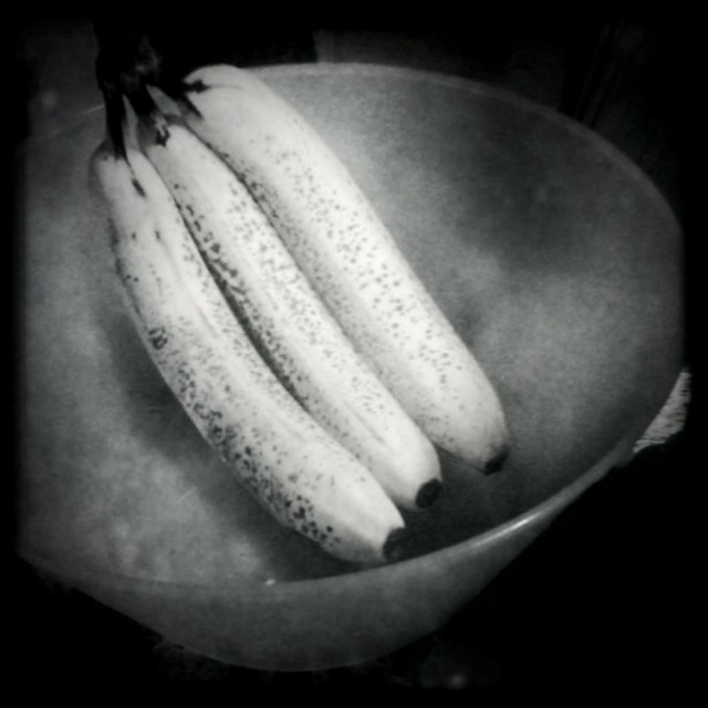 Bananas (cell phone capture)