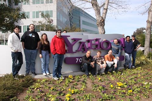Eduardo Lundgren, Nate Cavanaugh and the YUI Team at Yahoo