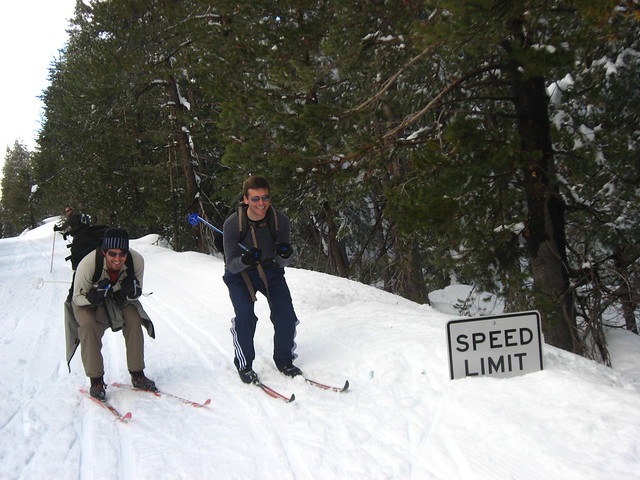 Badger Pass Conditions Awesome for Skiers