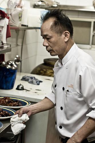 Chef Julian Tam