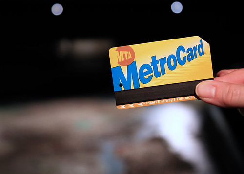 MTA Metrocard by Mr.TinDC, on Flickr