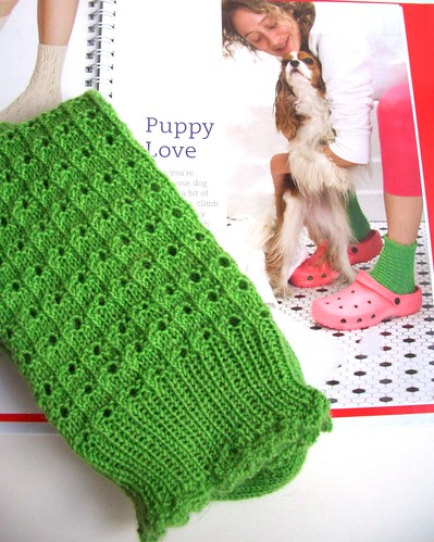 Puppy Love socks