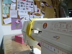 Mesa para máquina e corte