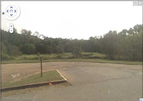 Beaver Dam Creek on Google Streatview