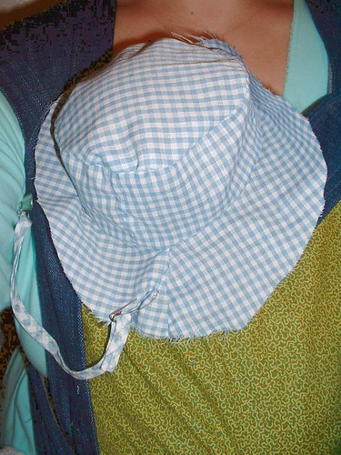 gingham hat 03-22-10 back
