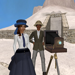 valley of the kings, 1920s (hopscotch-uemeu) Tags: avatar rezzable heritagekey