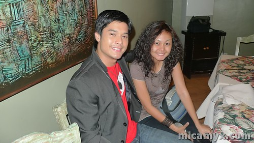 JC and Ada (pwede!)