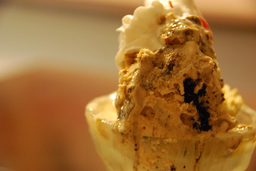 lemon,ginger,peanut butter cookie sundae1