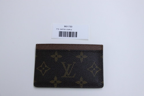 LV Porte-Cartes Simple