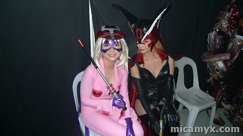 Ashley and Alodia