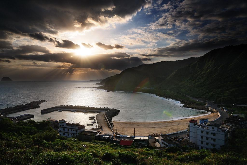 大武崙漁港 Sunrise 3