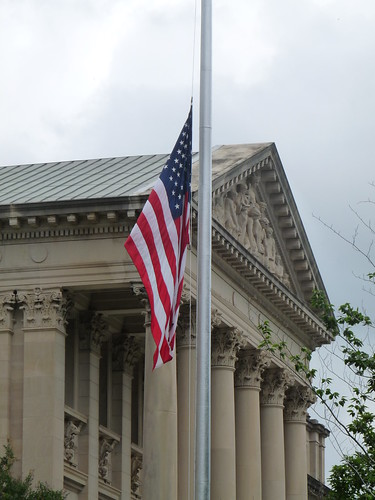 ''Flags need to be flown at half mast if we are to lose the moral soul and united fiber of the citizens in our great country..Love each other-PLEASE!!!