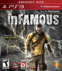 inFAMOUS Greatest Hits
