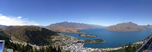 Queenstown from Bob Peak