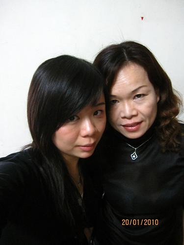 20100120-沂茹&媽媽