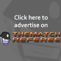 Advertise on The Match Referee