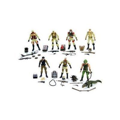 Extreme Conditions Action Figure Pack Set 1: Cobra Desert Assault Squad