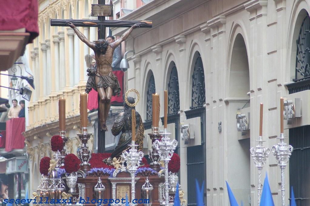 Santísimo Cristo de la Buena Muerte. Domingo de Ramos 2.010