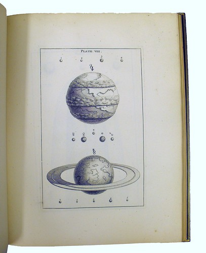 Plate VIII from Wright's 'An Original Theory or New Hypothesis of the Universe…'