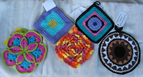 Potholder Swap 2010