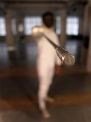 136/365 (ryan_scafuro) Tags: newyork sword fencing specshoot
