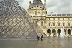 Pyramide de Louvre