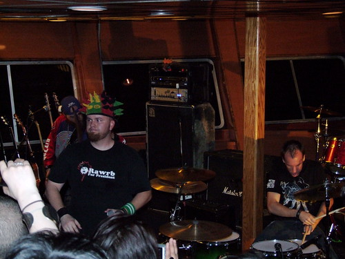 Psychostick - Live Photos from Rocks Off Cruise, NYC 4-8-10