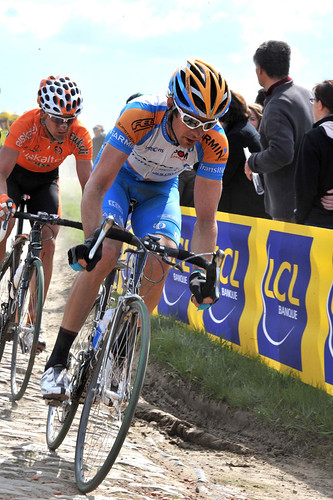 David Millar - Paris-Roubaix