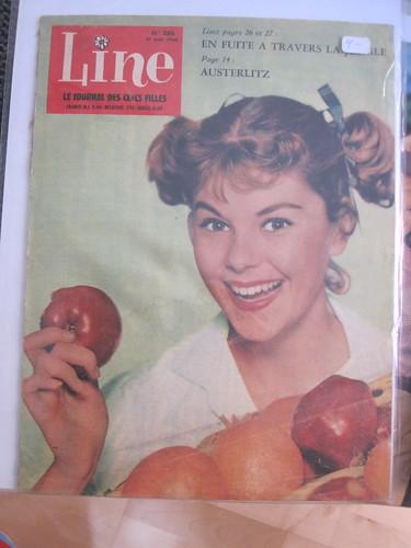 """line"" magazine"