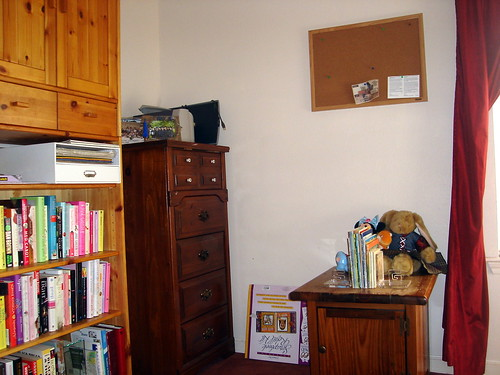 Corner of the Room