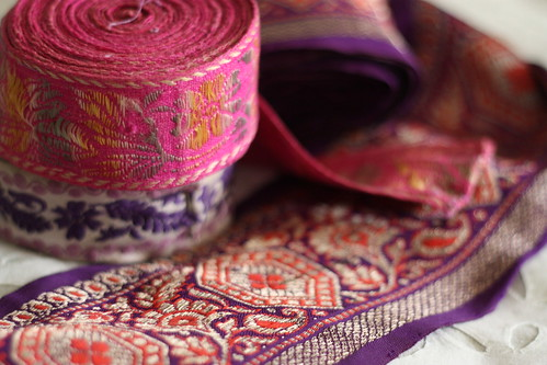 Ribbons from India