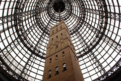 Melbourne Central - Coops Shot Tower