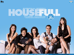 [Poster for Housefull]