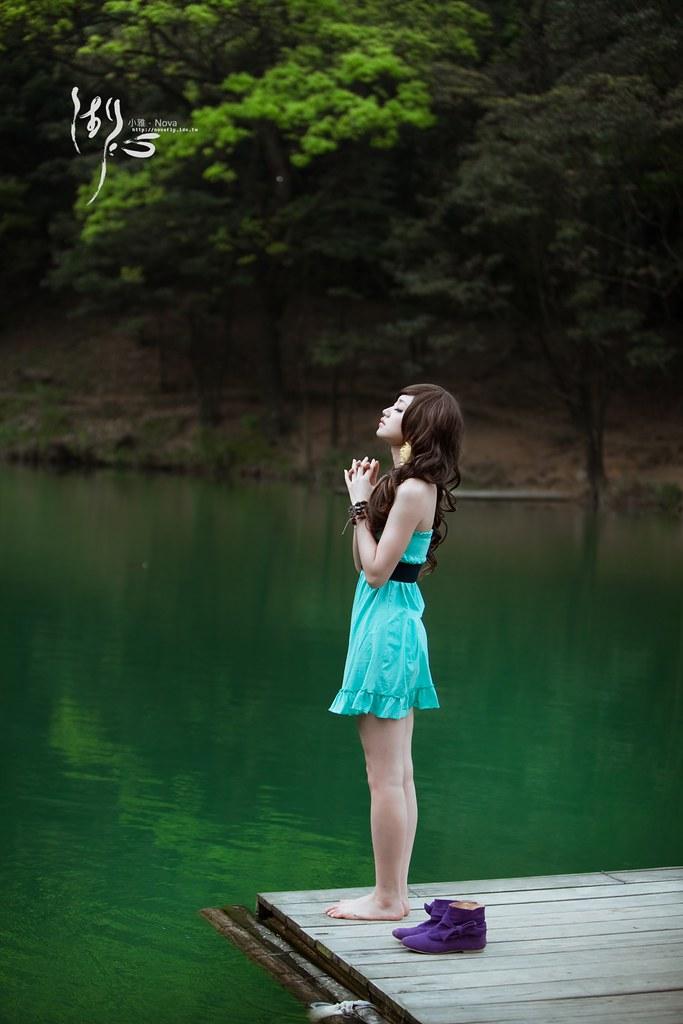 [小雅]湖心