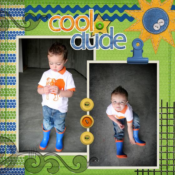 Rain Boots Side 2
