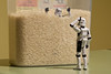 Better left unsaid? (-spam-) Tags: food canon toy starwars rice plastic stormtrooper figurine 40d