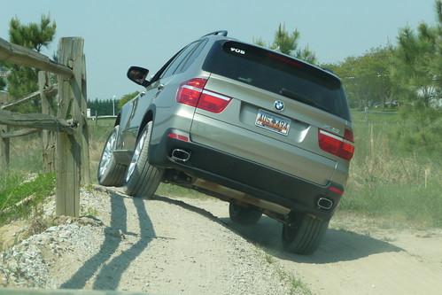 Off road X5