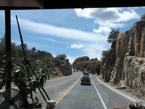 Road to Prescott