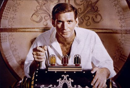 Rod Taylor as 'George'